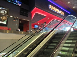 Кинотеатр Cinema City